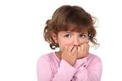 О страхе с малышом трудо разговаривать, даже если он уже хорошо научился говорить.