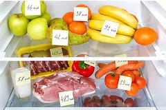 Сколько времени тратят женщины и мужчины на подсчет калорий в употребляемой пище?
