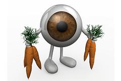 Антиоксиданты уменьшают риск ухудшения зрения на 35%.