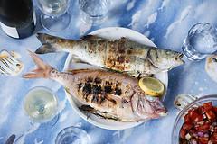 Содержащиеся в рыбе омега-3 жирные кислоты способны предоствратить болезнь Альцгеймера.