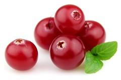 Клюква уменьшает количество глюкозы и холестерина в крови.