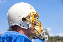 Шлем снижает риск травмы головного мозга всего на 30%