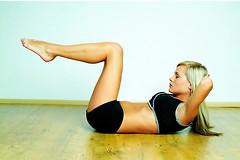 Два с половиной часа физических упражнений в неделю снижают риск гриппа на 10%