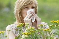 Поллиноз и борьба с аллергией на пыльцу цветущих растений.