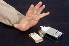 Случаи самоубийства среди курильщиков встречаются чаще, чем среди некурящих.