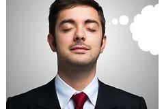 Закрыв глаза, пытаясь что-то вспомнить, человек увеличивает свои шансы на восстановление забытой информации.