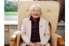 Долгожительница из Шотландии рассказала, что причиной ее долговечности являются  регулярное питание с обязательным присутствием в меню пюре и отсутствие мужчин. (Фото: Daily mail)