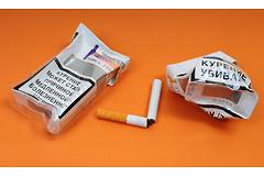 Курильщики более других рискуют в старости превратиться в слабоумное существо из-за необратимых изменений в коре головного мозга.