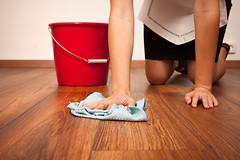 Исследование показало, что дети, живущие в очень чистых домов, более склонны к болезням.